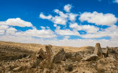 המדבר כמרחב התפתחות רוחנית לאורך השנים
