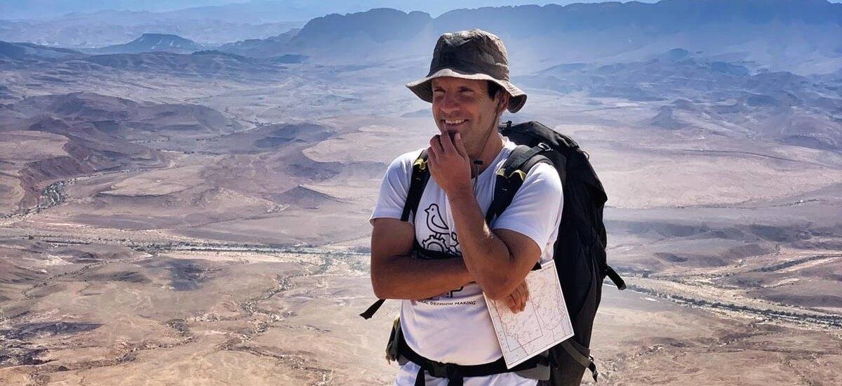 Gilad Ben-Zvi - גלעד בן צבי